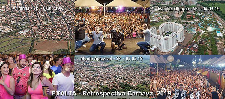 Carnaval 2019 com EXALTA