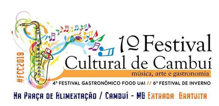 EXALTA no Festival Cultural de Cambui-MG de 2019