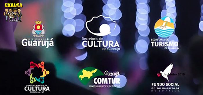 EXALTA NA FESTA DE 85 ANOS DO GUARUJÁ-SP
