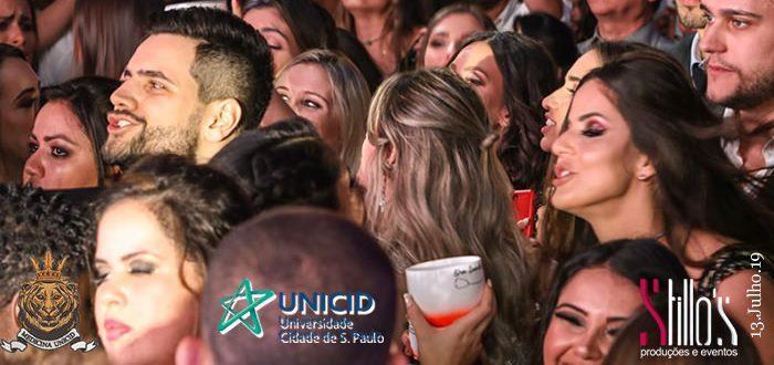 Exalta na Festa Formatura Medicina UNICID, TURMA XX