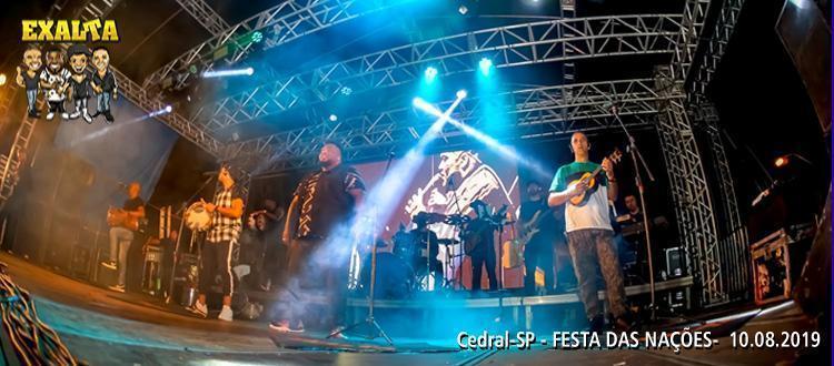 Cedral- SP Festa das Nações