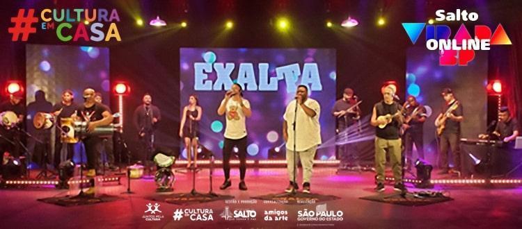 LIVE DO EXALTASAMBA 2020